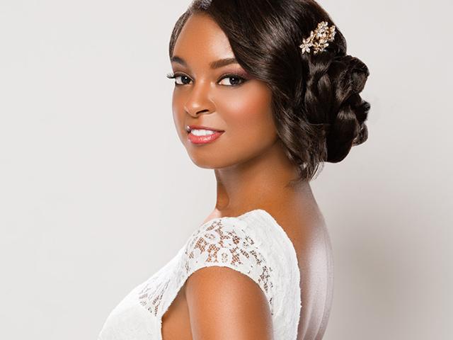 Wedding Winter Hair | How To Get The Snow Queen Look