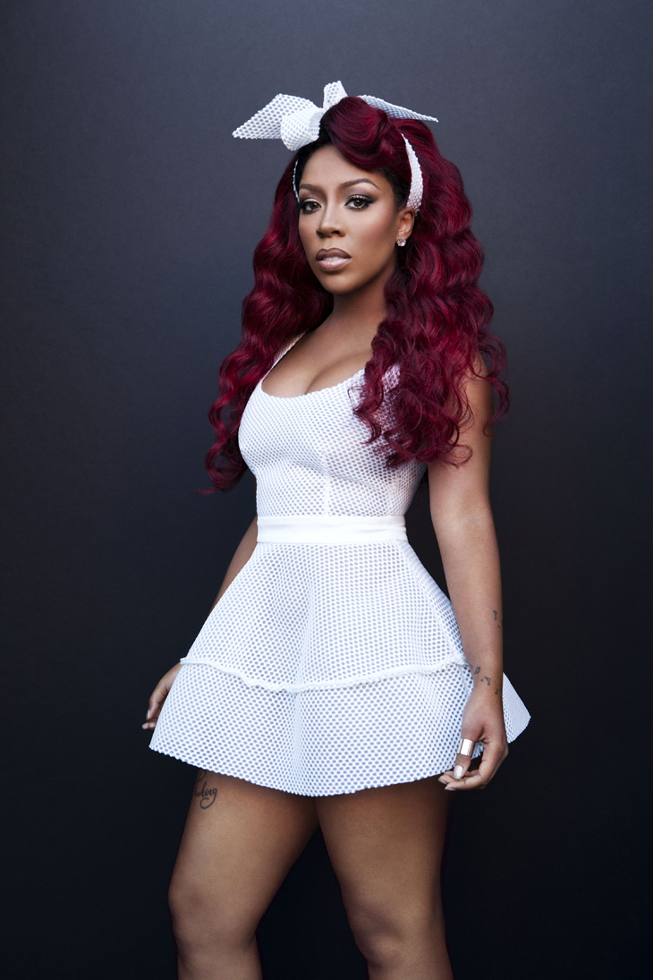 K Michelle 5 minutes with K. Mich...