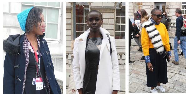 London Fashion Week vox pop