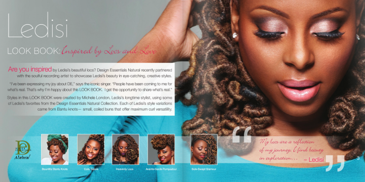 Behind the Scenes with Design Essentials & Ledisi