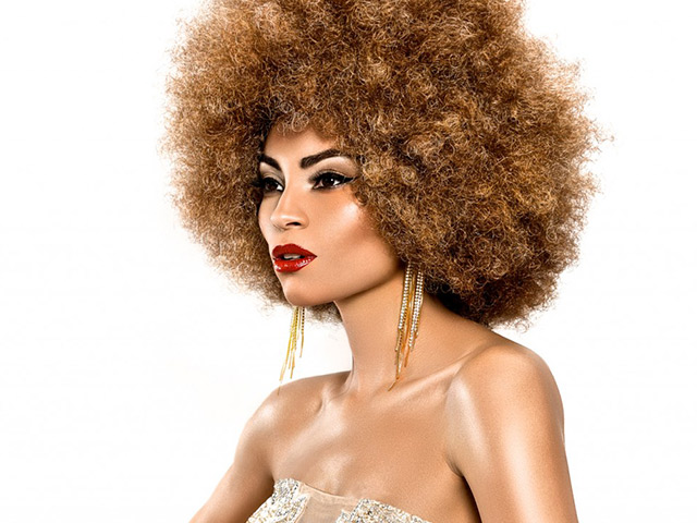 Afro Brides | Big hair for your big day