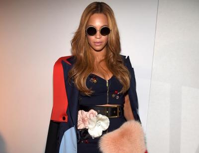 Beyoncé does boho
