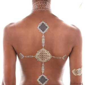 Beyonce x Flash Tattoos Collection (1)