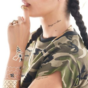 Beyonce x Flash Tattoos Collection (4)