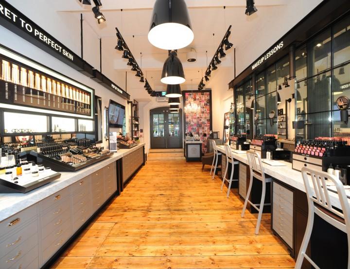 Bobbi Brown studio opens in Spitalfields