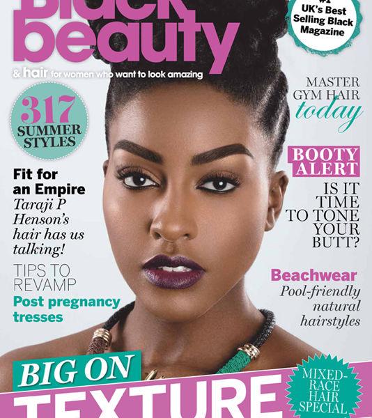 Sandra Nakawunde   August/September Cover Girl