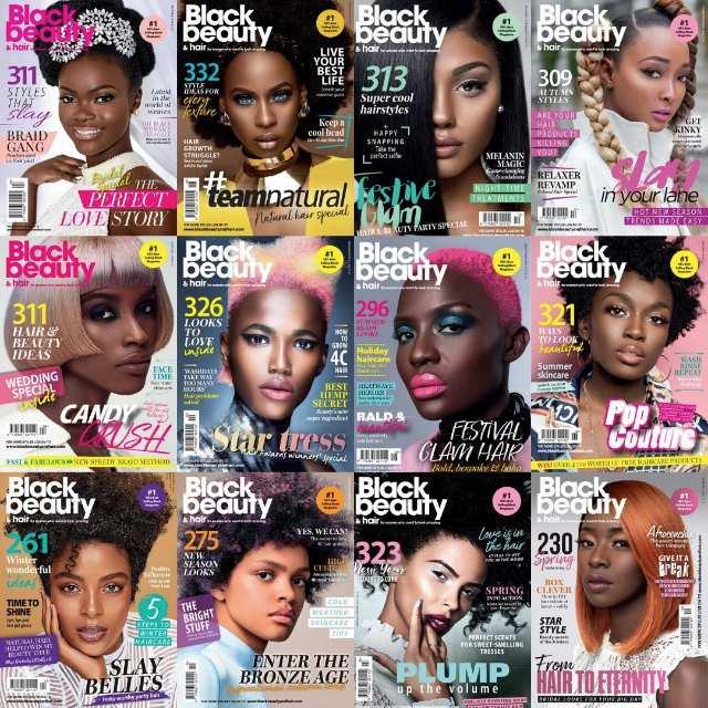 Black Beauty  & Hair subscription