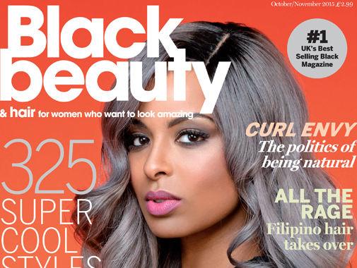 Delina Cleo | October/ November's Cover Girl
