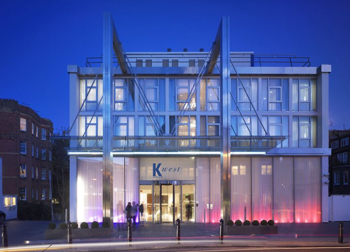 K Spa Holistic Fitness Club, London