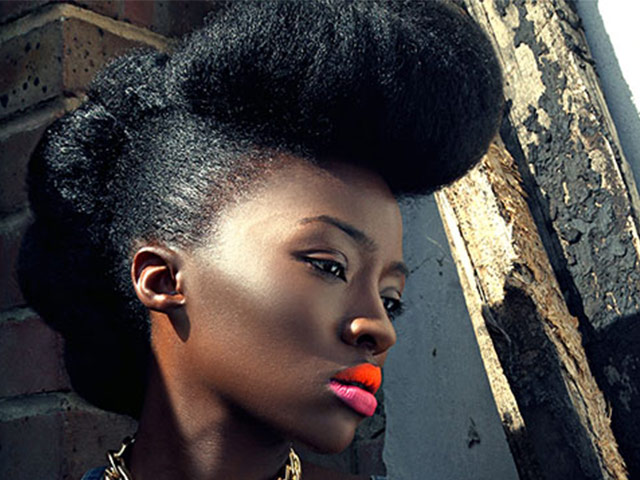 Mohawks Make a Welcome Comeback And We're Loving It!