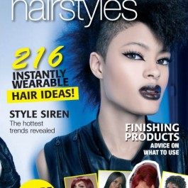 Hairstyles issue 18
