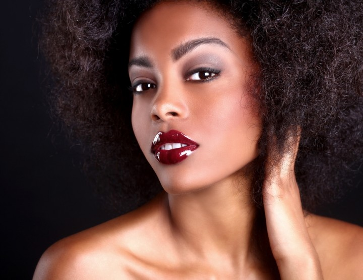 How to prevent knots in afro hair