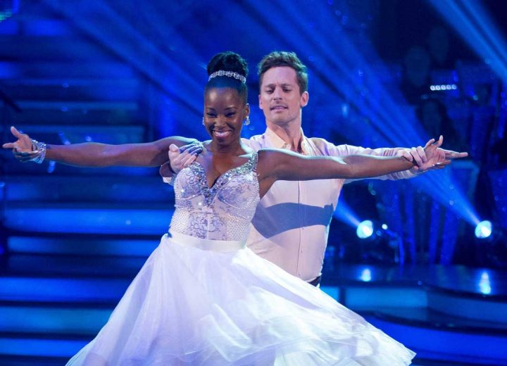 How to get Jamelia's Strictly updo