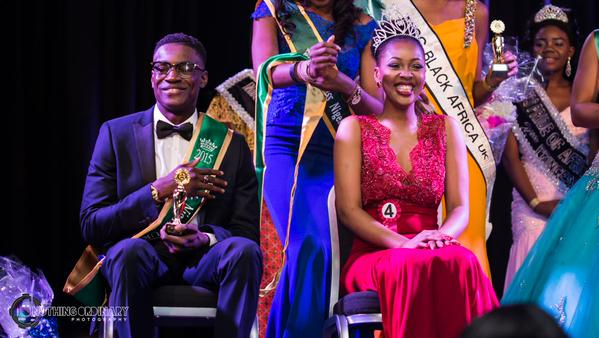 Mr and Miss Nigeria UK 2015