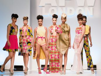 African Fashion Week London 2015 Day One