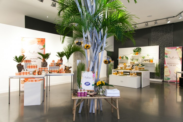 Shea Moisture Launch Event