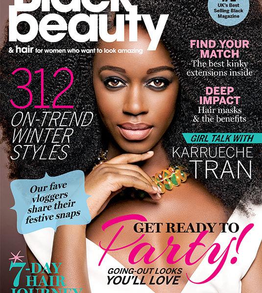 Jessica Williams   December/January Cover Girl