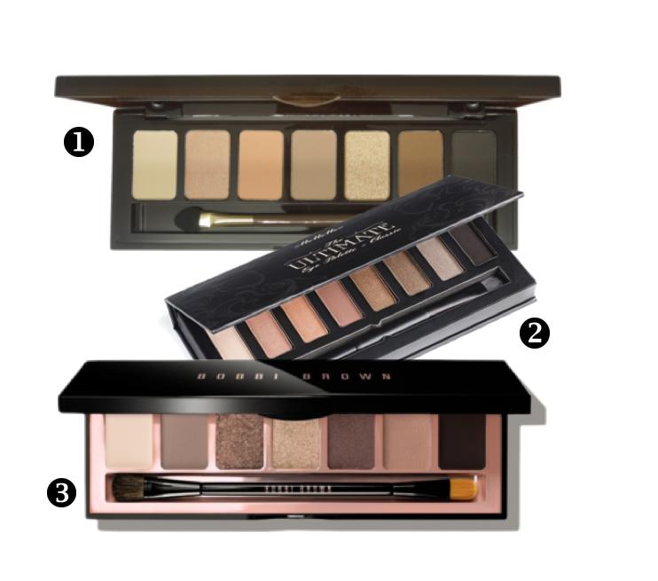 Save, splash or splurge: Autumn eye palettes
