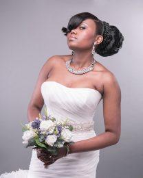 Bridal styles by Umojah Hair Salon