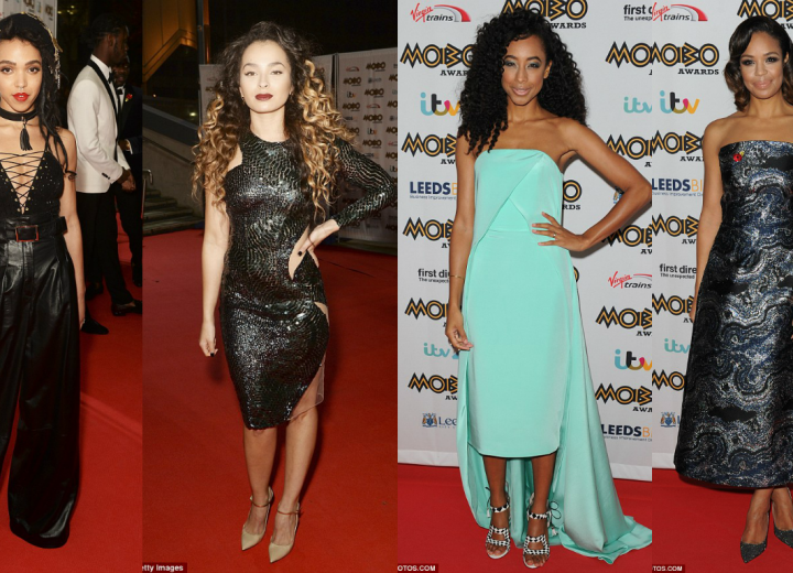 Errol Douglas chooses his favourite MOBO 2015 looks