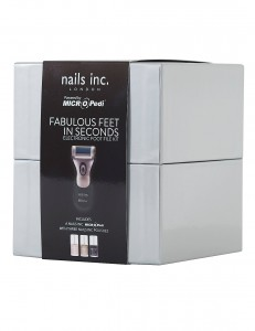 Nails Inc Micro Pedi