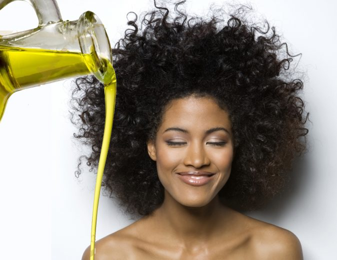 3 Essential oils that are great for afro hair