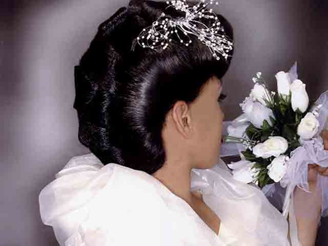 Style scriptures | Junior Green's bridal hair tips