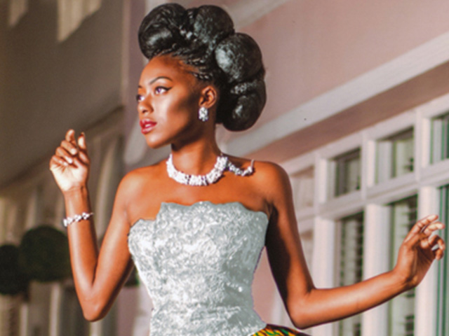 Hype Coiffure's Couture-Inspired Bridal Collection