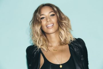 Leona Lewis is the new face of KISS Nails