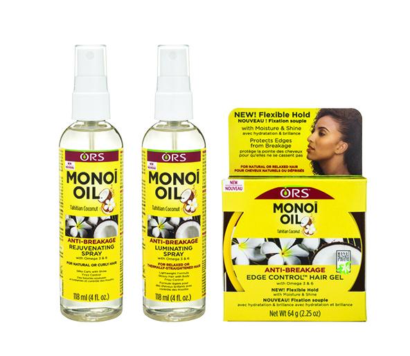 5 ORS Monoi Oil sets