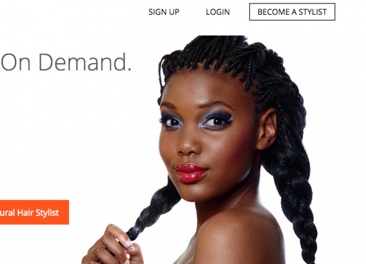 Afrocks natural hair beauty platform to launch in London