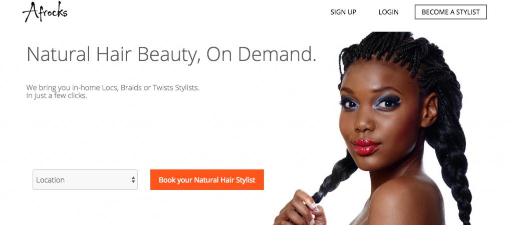Afrocks Homepage