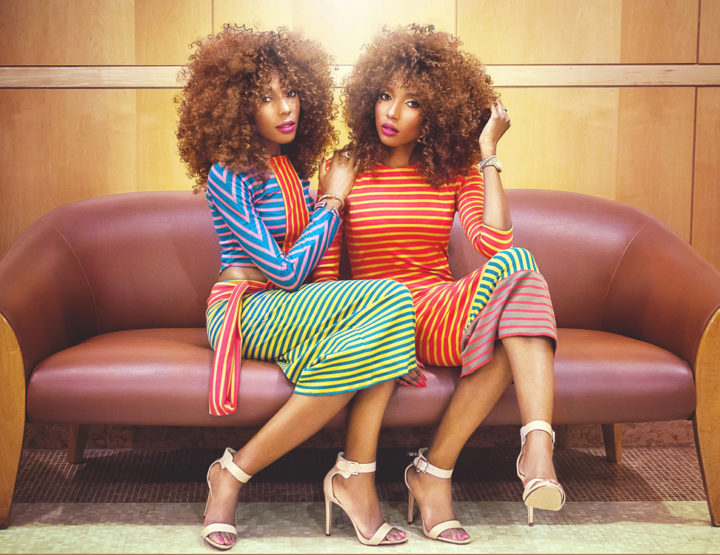 Meet the DPiper Twins - fashion's hottest design duo