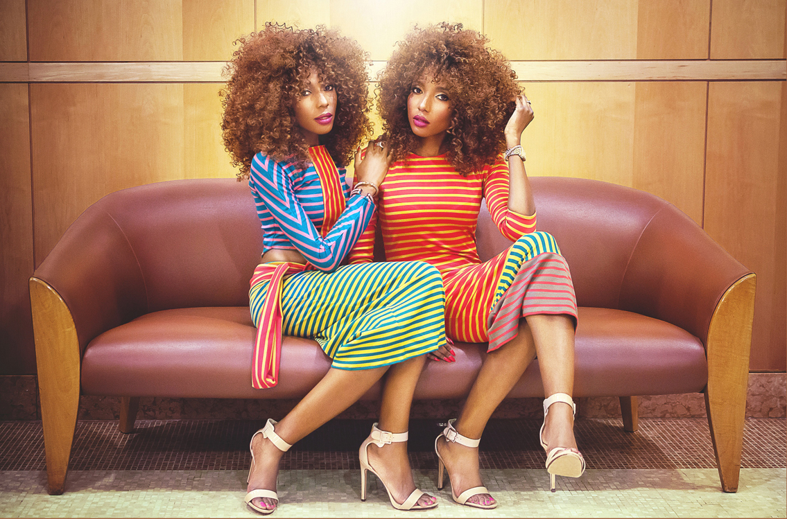 Meet the DPiper Twins – fashion's hottest design duo