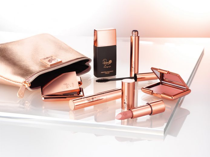 Rosie Huntington-Whiteley launches M&S make-up collection