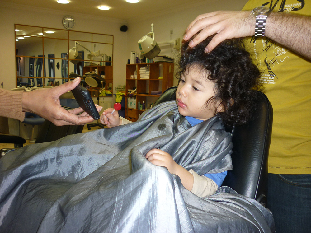 When Do You First Cut Your Childs Hair
