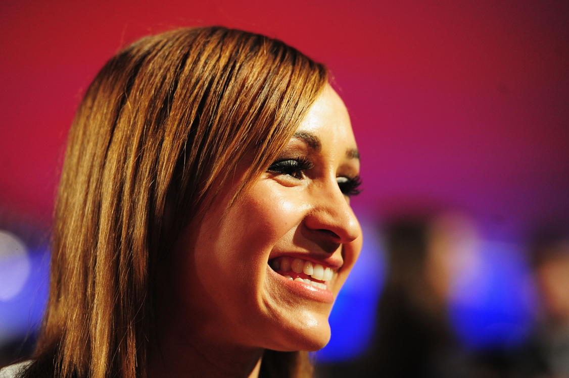 RIO DE JANEIRO, BRAZIL - MARCH 11:  Track and field athlete Jessica Ennis attends the 2013 Laureus World Sports Awards at the Theatro Municipal Do Rio de Janeiro on March 11, 2013 in Rio de Janeiro, Brazil.  (Photo by Jamie McDonald/Getty Images For Laureus) *** Local Caption *** Jessica Ennis