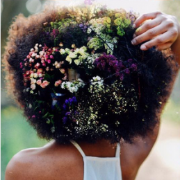 Dazhane Leah's latest photo project changes how we look at afros