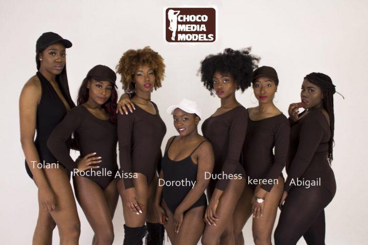 New model agency for darker skin girls