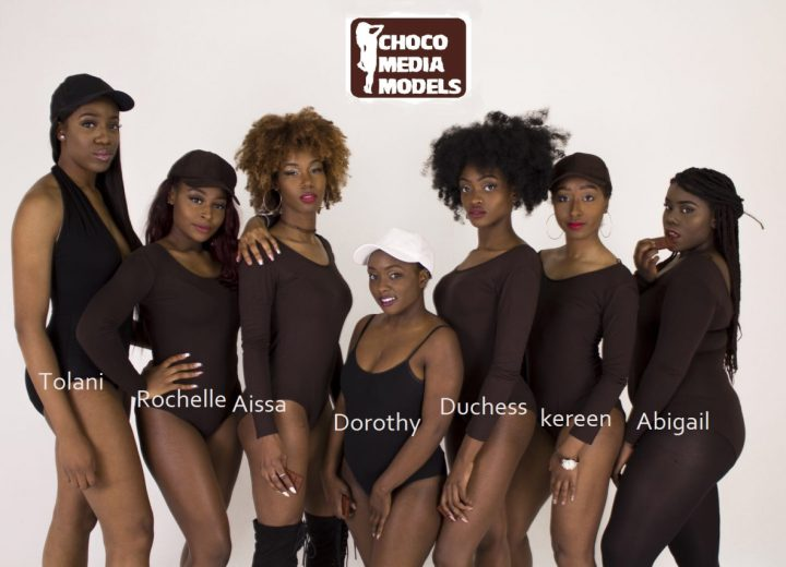 New model agency for darker skin girls