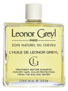 Huile de Leonor Greyl Pre Shampoo Treatment (£27.50/95ml)