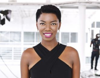 Lira is the first African face of Bobbi Brown South Africa