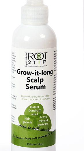 5 Grow It Long Scalp Serums
