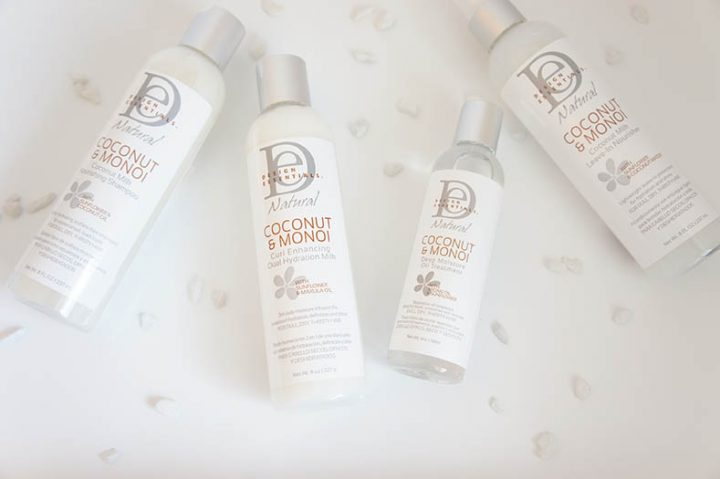 Design Essentials Natural Coconut & Monoi