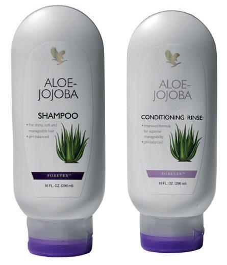 Forever Living Shampoo & Conditioner