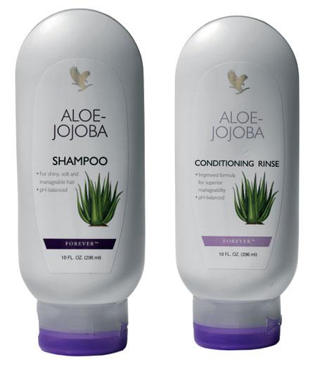 Forever living shampoo_cond