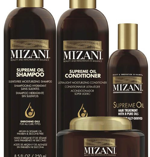 Mizani Supreme Oil review