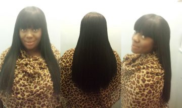 Hairaisers Black Beauty Extensions