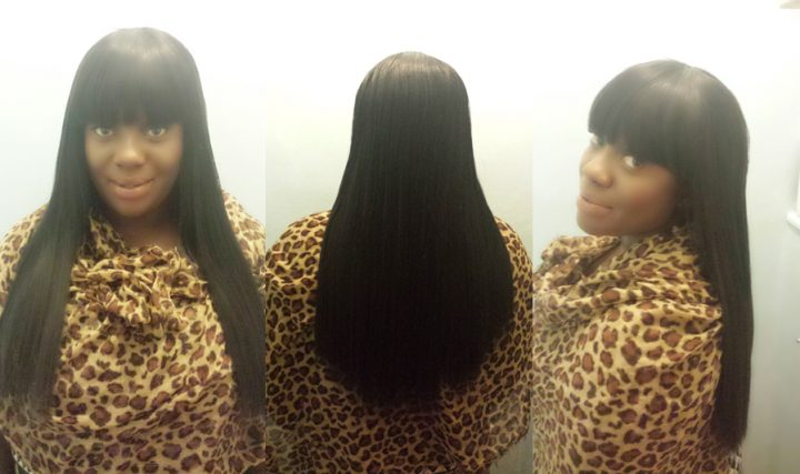 Hairaisers Black Beauty Extensions