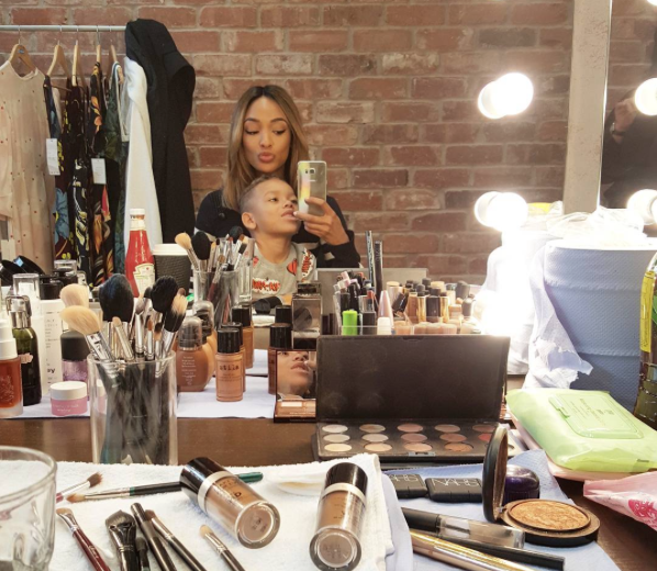 The secret to Jourdan Dunn's supermodel flawless skin